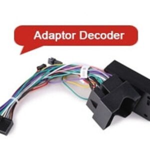 Erisin F001-M Special Can-bus Adaptor Decoder for our Ford Car DVD Player
