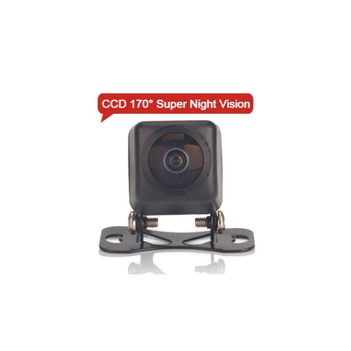 Erisin ES585 HD 170° Starlight Super Night Vision Color CCD Reversing Rear View Camera