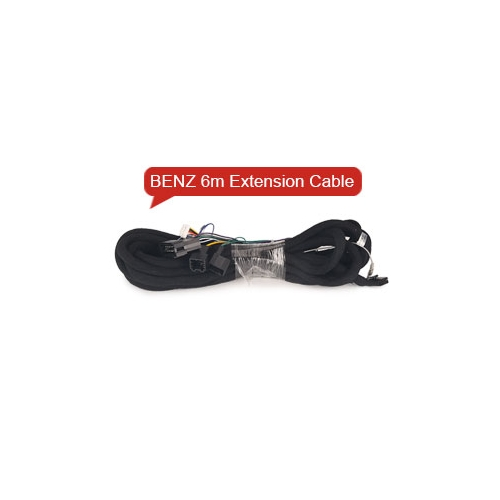 Erisin ZZH-BENZ-6M Bnez 6-Meter Extension Power Cable for ES7481E